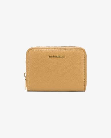 Béžová peňaženka Coccinelle