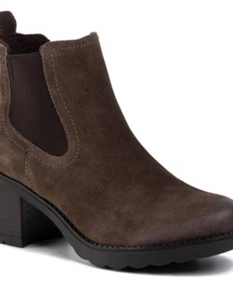 Zelené topánky Lasocki