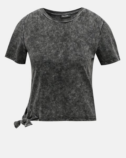 Sivé tričko TALLY WEiJL