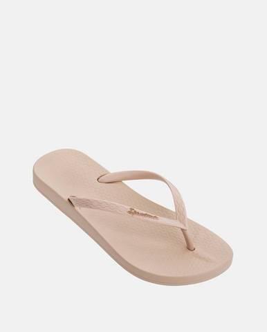 Béžové papuče Ipanema