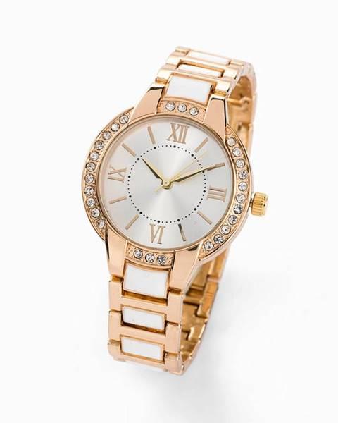 Zlaté hodinky bonprix