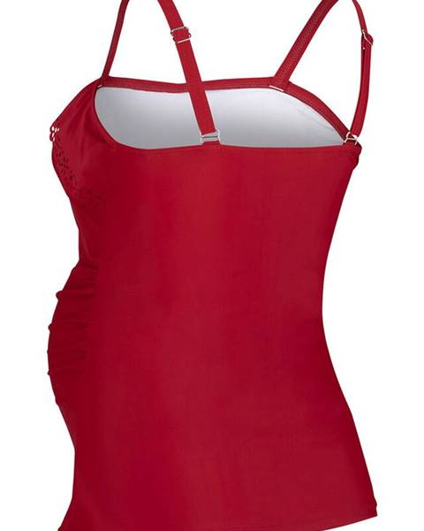 Červené plavky bonprix