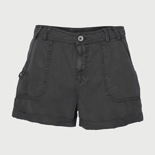 Kraťasy O´Neill Lw 5Pkt Drapey Shorts Čierna