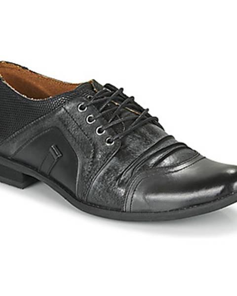 Čierne topánky Kdopa