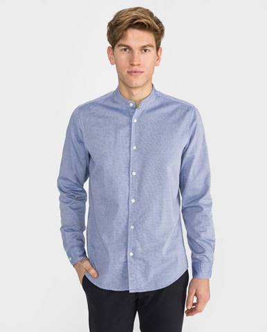 Modrá košeľa BOSS