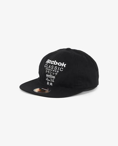 Čierna čiapka Reebok Classic