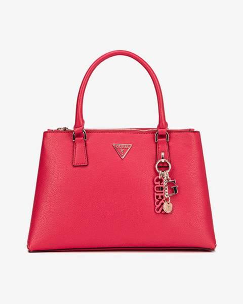 Červená kabelka Guess