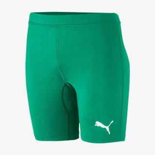 Puma Liga Baselayer Kraťasy Zelená