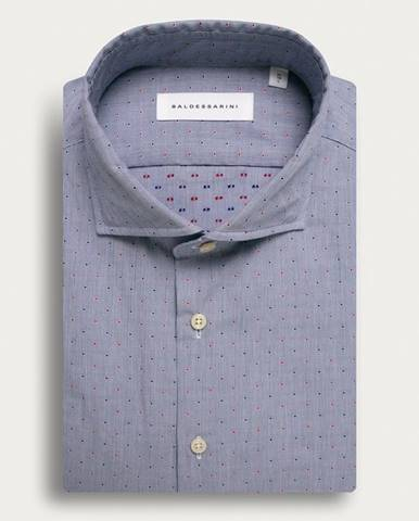 Modrá košeľa Baldessarini