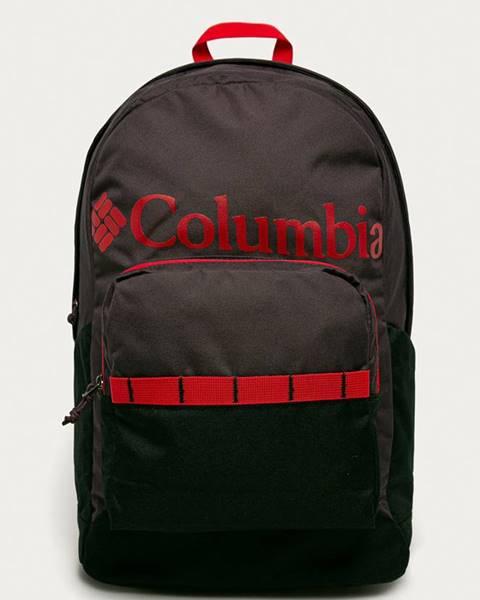 Fialový batoh Columbia