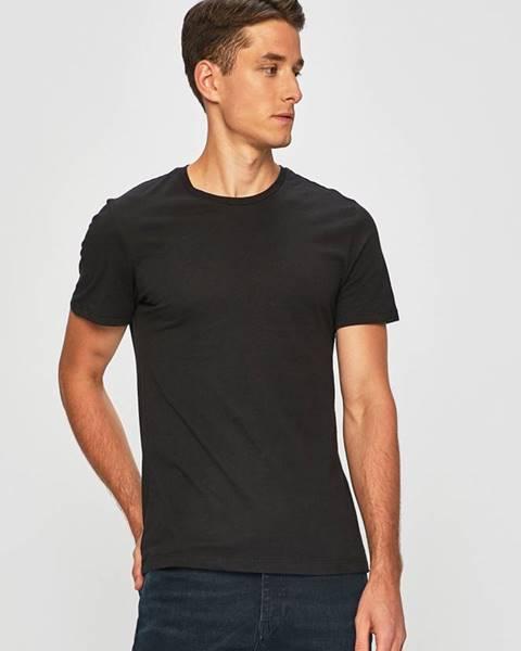 Čierne tričko Levi's