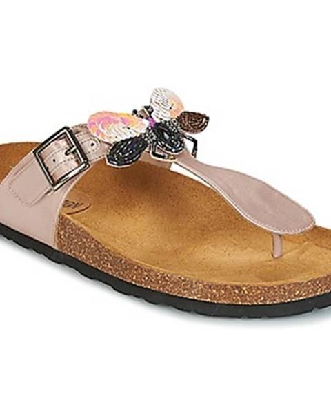 Ružové sandále Sweet Lemon
