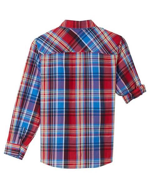 Červená košeľa bonprix