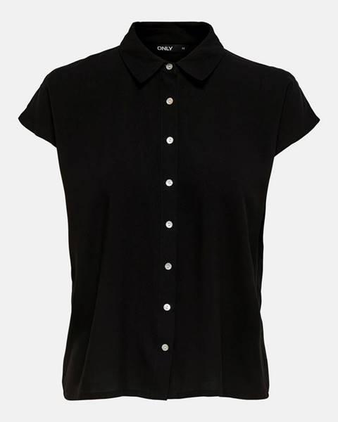 Čierna košeľa Only