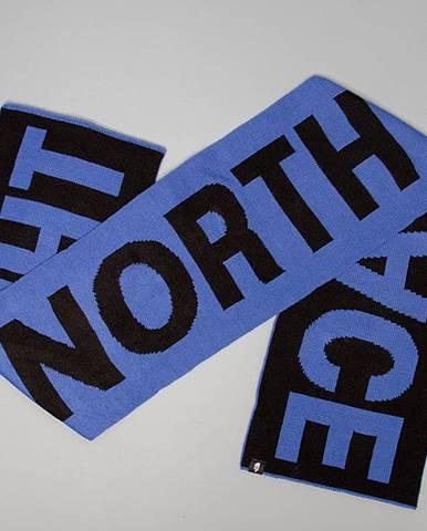 Modrý šál The North Face