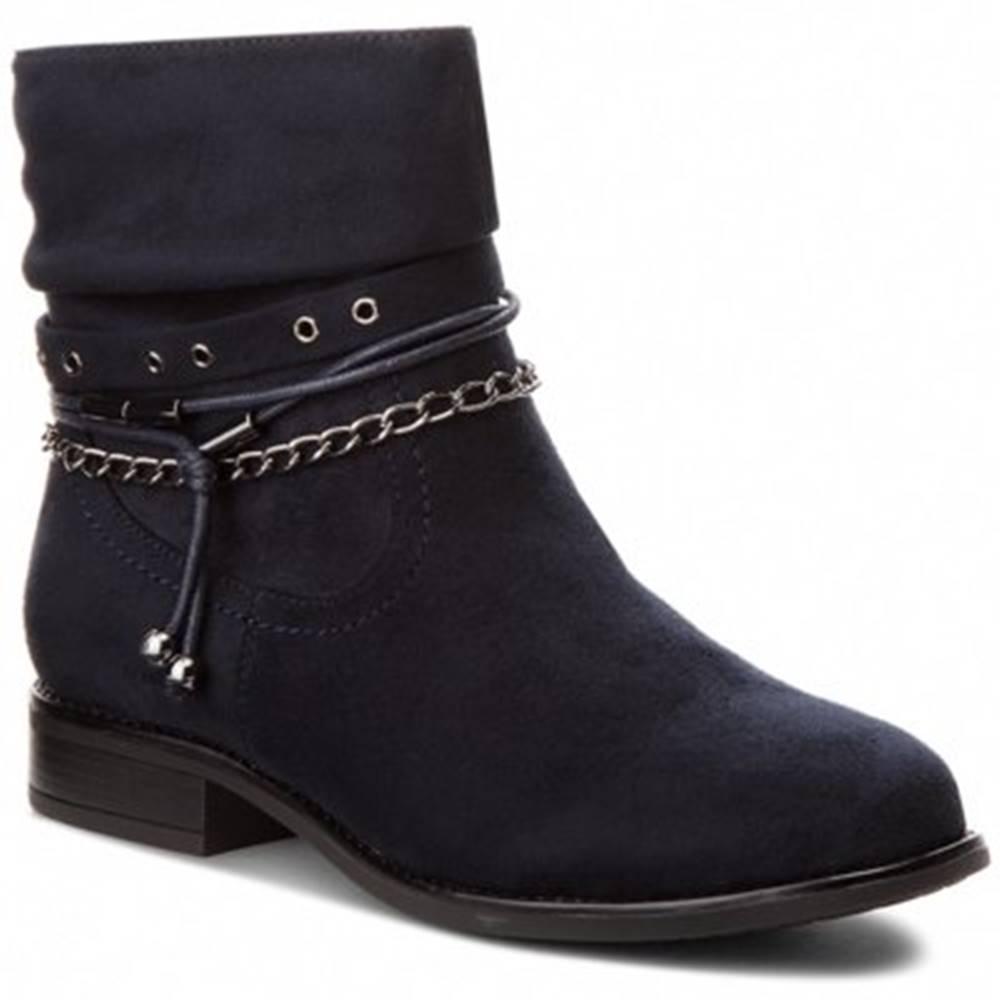Jenny Fairy Členkové topánky Jenny Fairy WYL1554-1 Materiał tekstylny