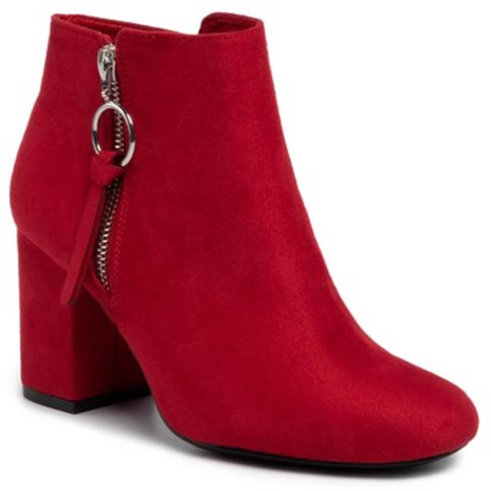 Jenny Fairy Členkové topánky Jenny Fairy WYL1919-1 Materiał tekstylny
