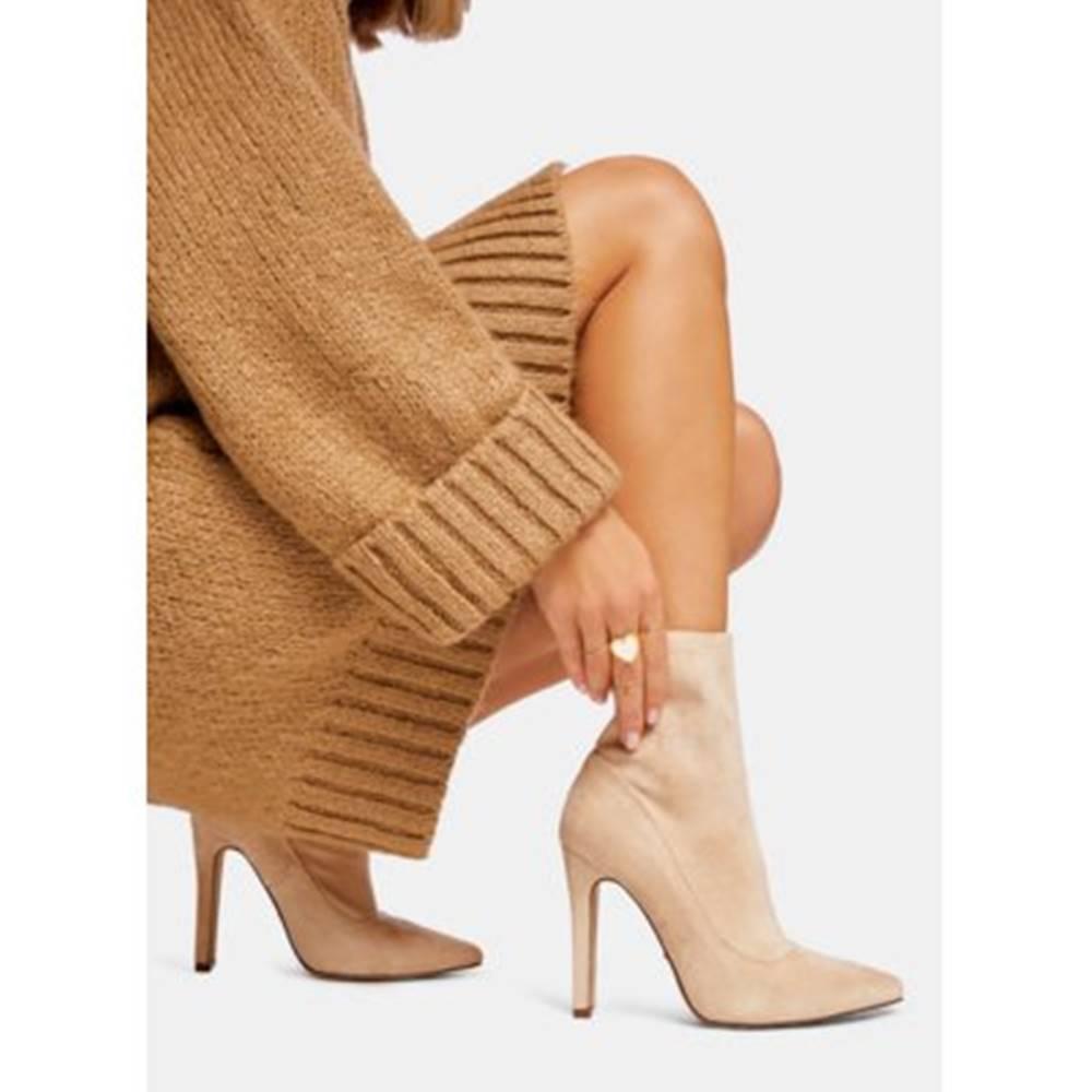 DeeZee Členkové topánky DeeZee LS5109-12 Materiał tekstylny