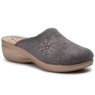 Papuče INBLU LY35T701 Materiał tekstylny